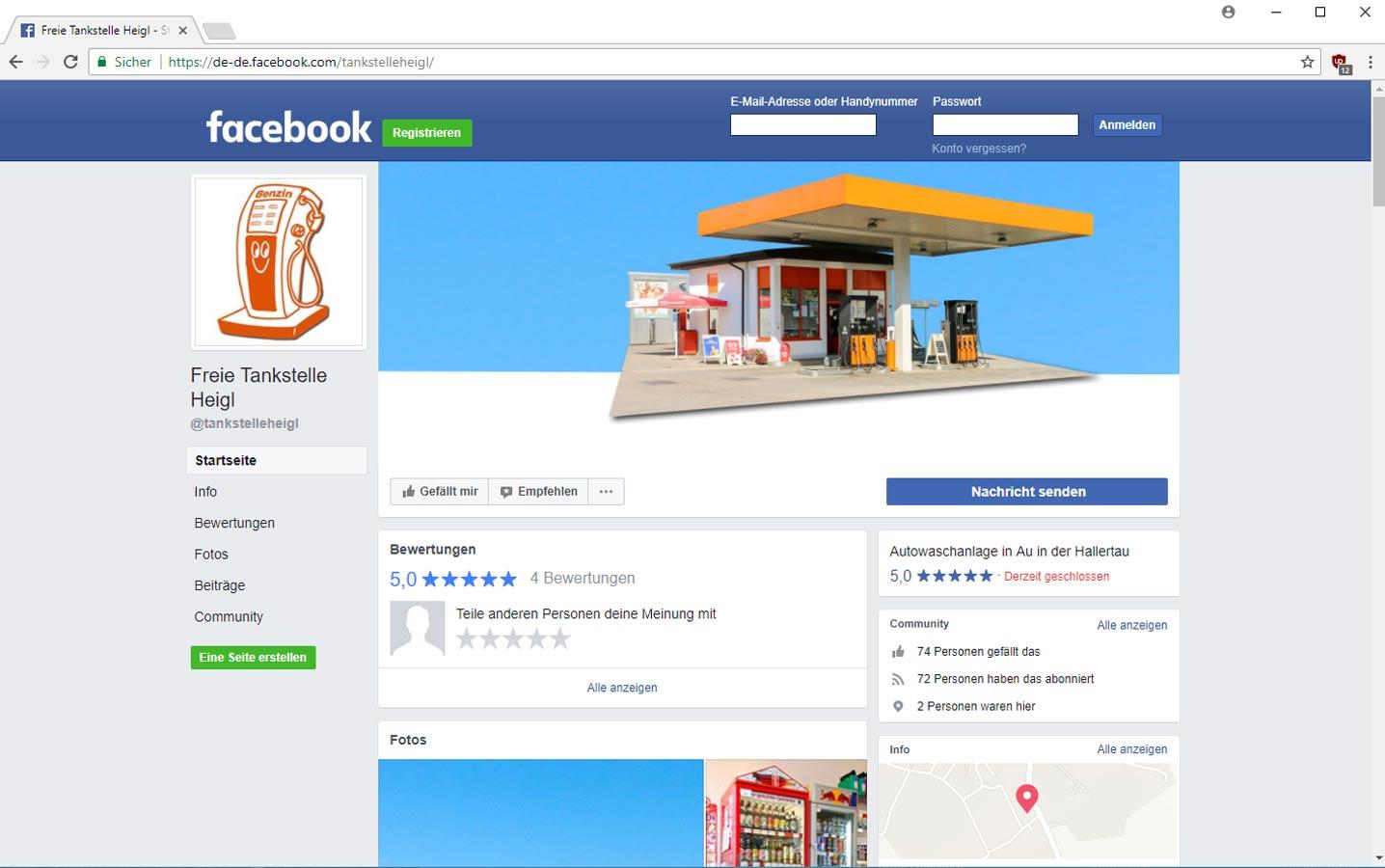 Tankstelle_Facebook