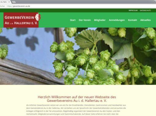 Gewerbeverein Au i. d. Hallertau e. V.